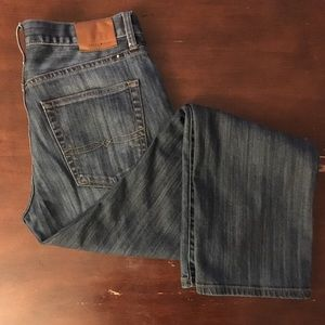 Lucky Brand Mens 33/29 221 Original Straight
